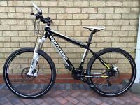 Hard tail mountain bike Corratec X-Vert S 44cm frame