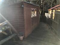 Large Garden Shed 3mx2mx1.8m