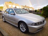 BMW 525 SE 4 Door Saloon
