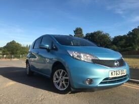 Nissan Note Acenta Premium 1.5 dCi • full service history • 6 months MOT • £0 Road tax