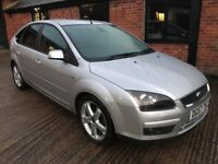 stunning example of a 2007 (57) Ford Focus with the more desirable 2.0 TDCI Diesel engine