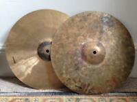 """Dream 14"""" hi hat cymbals"""