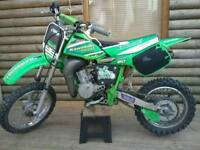 Boys motocross kx 60