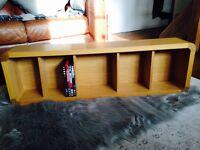 Habitat Book shelf/ DVD shelf for sale