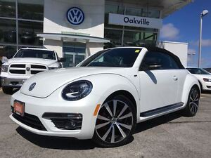 2015 Volkswagen Beetle TURBO/R-LINE/NAV/LTHR/ALLOYS!