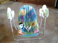 Fisher Price Musical Baby Swing Seat