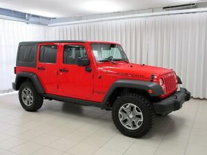 2017 Jeep Wrangler IT'S A MUST SEE!!! RUBICON UNLIMITED 4X4 SUV
