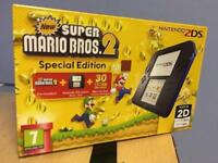 NINTENDO 2DS preowned excellent condition boxed with charger
