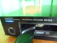 Denon Professional DVD player/recorder