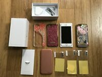 Apple iPhone 6 Gold 16GB & Cases bundle