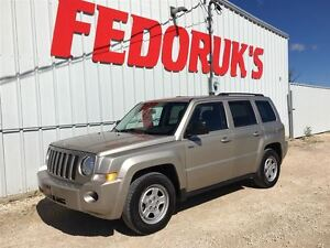 2010 Jeep Patriot Sport**97% Customer Referral Rate**