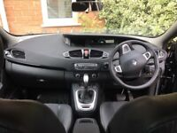 Automatic Renault grand scenic TOMTOM
