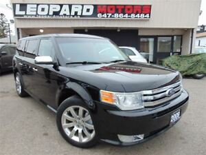 2009 Ford Flex Limited, Navigaton, Camera, Awd, Panoramic*No Acc
