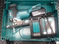 Makita DJV181 Brushless 18V Barrel Handle Jigsaw