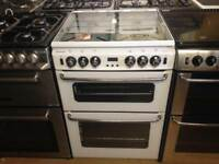Stoves white gas cooker (glass lid)