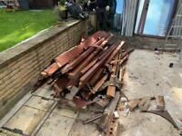 Fire wood/allotment wood