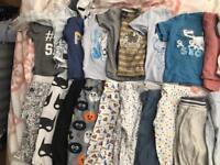 Boys 6-12 months clothes