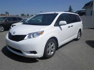 2016 Toyota Sienna LE 7 Passenger | Cruise Control | Bluetooth |
