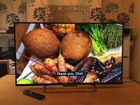 """Sony 55"""" BRAVIA Android 3D Smart Full HD LED TV"""