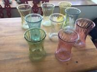 Colourful vases WEDDING