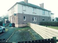 Wishaw Newmains Murdustoun View. 2 bedroom lower cottage flat.