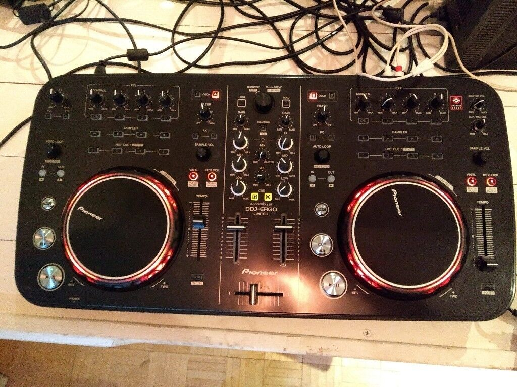 Pioneer Ddj Ergo Dj Controller In Kings Heath West Midlands