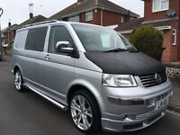 T5 Transporter 2005 2.5. 174BHP same as sport line !!!