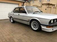 BMW E28 528i SE Alpina Inspired Manual for sale  Currie, Edinburgh