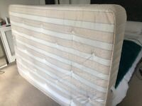 Double bed sized mattress