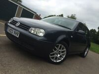 2003MK4 GTI 5 Doors 2.0 Petrol, 3 Owner From New,10 Months MOT &Full History,Heated Leather Seats.