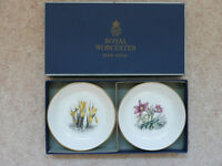 Royal Worcester Small Dishes