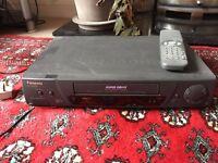 VHS Recorder - Panasonic NV-HD635 & Remote
