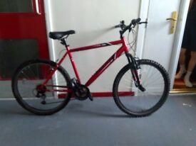 Apollo feud 18 speed mountain bike