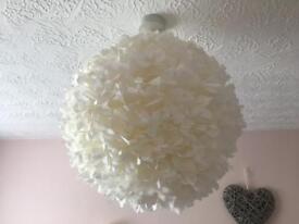Handmade Flower Lampshades