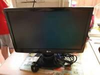 LG monitor 19 inch