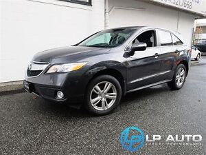 2013 Acura RDX Tech Package $0 Down Financing Available!!
