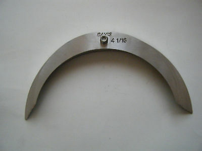 Large Radius Gage Set 16 Sizes-4 116 To 5