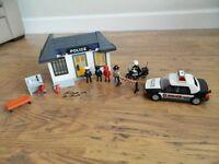 Playmobil Police Station Set