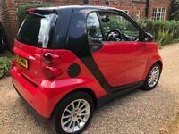 Smart FORTWO PASSION Cdi auto 2010 - brand new MOT, excellent condition, drives perfectly