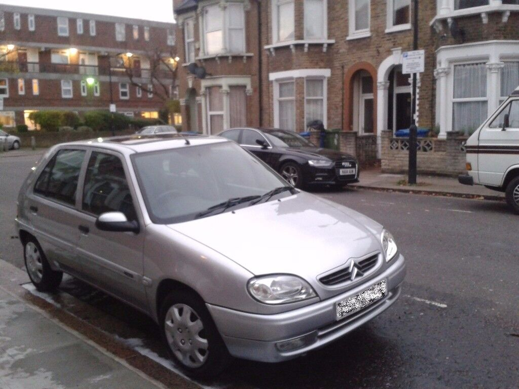 2001 Citroen Saxo Desire 1.1 for sale - possible head gasket, MOT expired