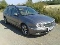 2007 jaguar x type d
