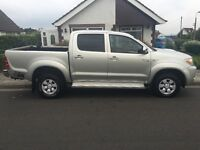 Toyota Hilux double cab 2008 excellent all round
