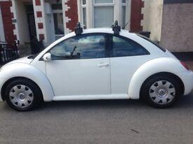Vw Beetle/Bug 1.9 Tdi Diesel - One Previous Keeper