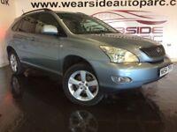 LEXUS RX 300 3.0 SE 5dr Auto (grey) 2004