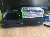 Xbox one 5games