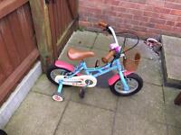 Dawes little duchess girls bike