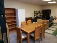 Secondhand Furniture shop