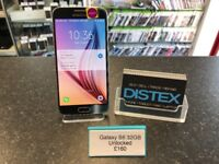 Samsung S6 32GB Unlocked Black/Gold/White