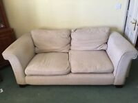 Two DFS Sofa's Free
