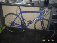 Schwinn Fastback Road Racing Triathlon Bike 54cm Carbon Upgrades Mavic Aksium Wheels GREAT PRICE!!